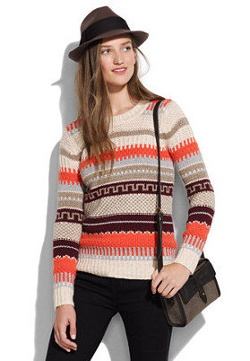 Madewell Knitstripe Sweater