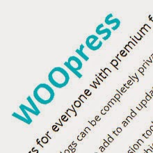 """WooPress"" - an alternative to WordPress.com"
