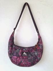 satchel floral tapestry S
