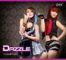 Album Dazzle - I Love You