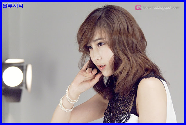 1 Im Min Young in White -Very cute asian girl - girlcute4u.blogspot.com