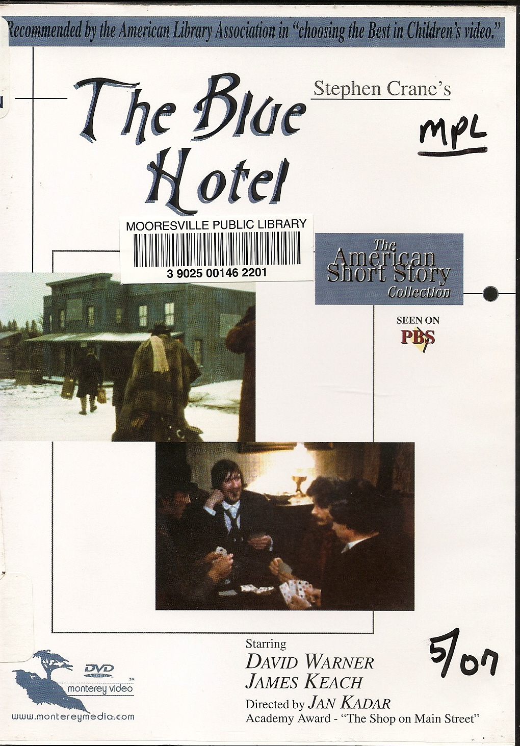 an analysis of the blue hotel by stephen crane Maggie: a girl of the streets and other stories summary and analysis of the blue hotel the blue hotel the monster stephen crane and literary naturalism.