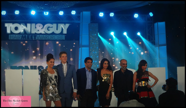 Toni Amp Guy Star Studded Launch The Fleamarket Queen