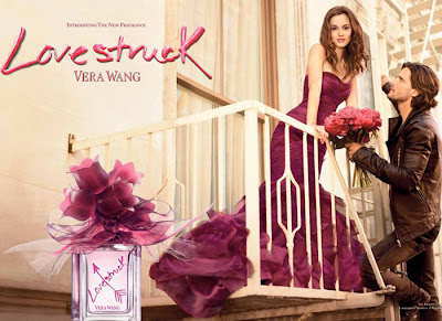 wang Vera Wang Lovestruck Fragrance Campaign | Leighton Meester by Carter Smith