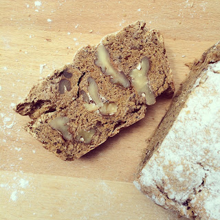 pain courge noix