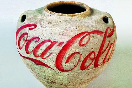 Ai Weiwei - Coca-cola