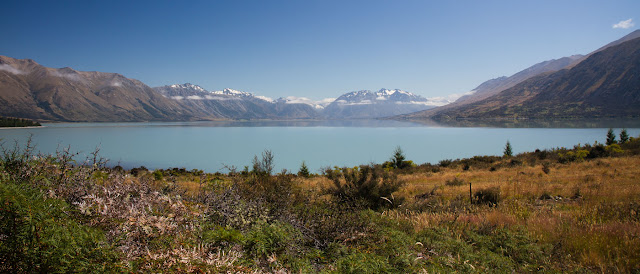 Lake Ohau from the South