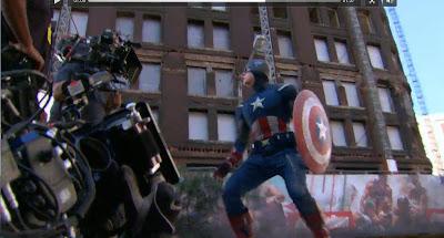 capitão américa vingadores