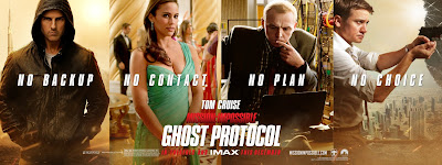 Mission Impossible 4 Ghost protocol