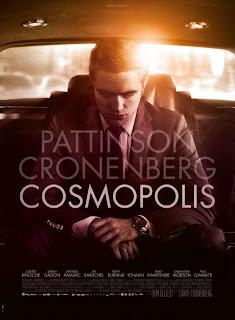 Cosmopolis poster and Amazon link