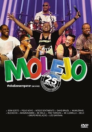 capa1 Download – Molejo   25 Anos: #Obaileesemparar – DVDRip AVI + RMVB ( 2014 )