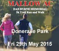 Popular 5k in Doneraile Park in N Cork