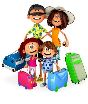 family getaway vacation