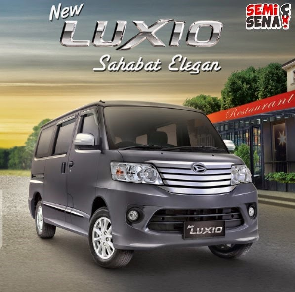 Specifications And Price Daihatsu Luxio