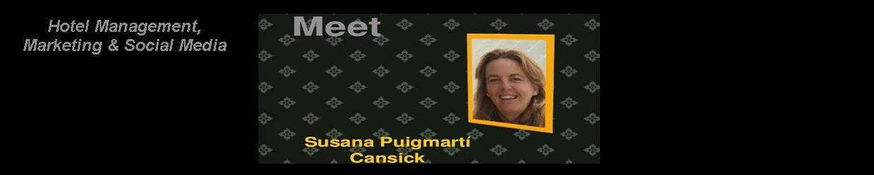 Gestión Hotelera XXI - Social Media Marketing by Susana Puigmartí