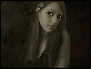 Lovely Secrets Dark Gothic Wallpaper