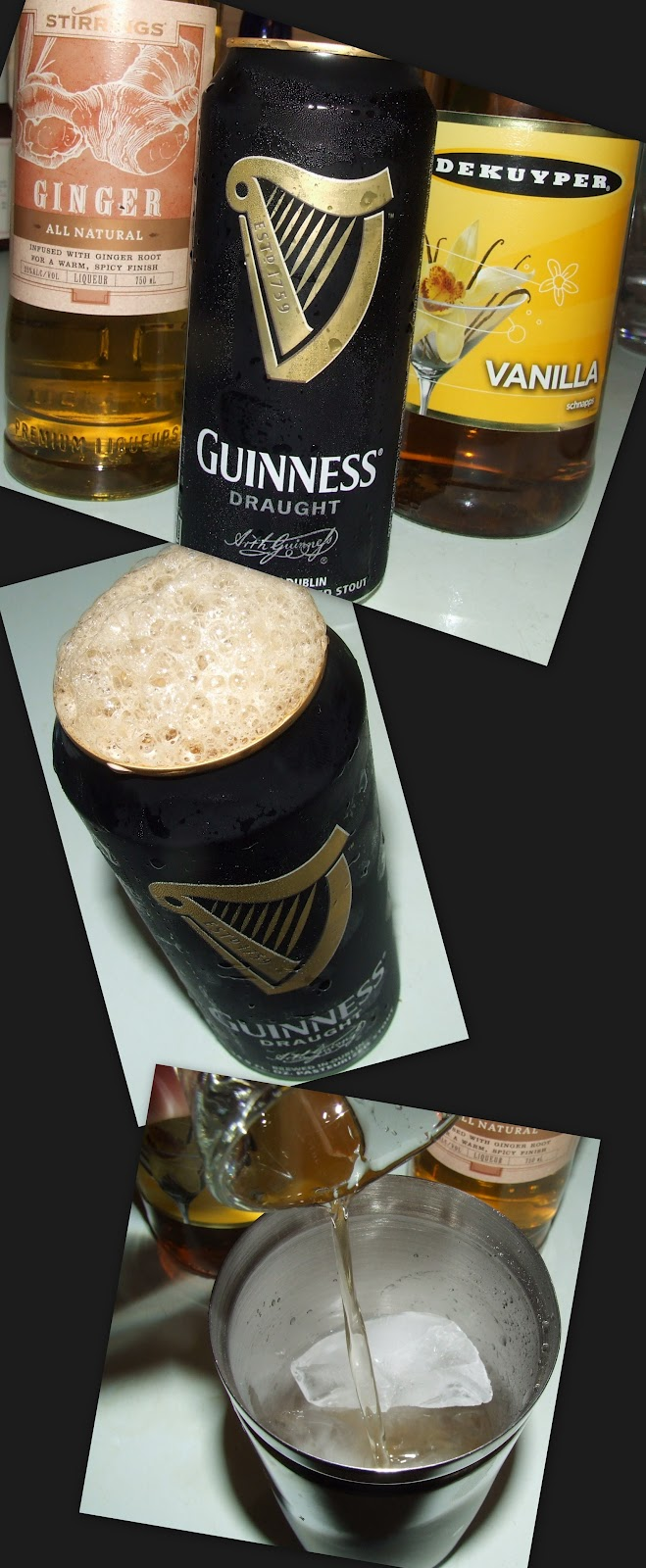 Bräuista: Guinness Cream Soda