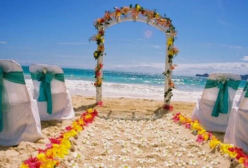 sposarsi sulla spiaggia, matrimonio in spiaggia