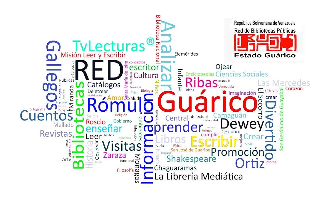 Red de Bibliotecas Públicas del estado Guárico