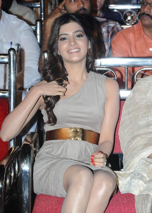 samantha at lux sandal cinemaa awards glamour  images
