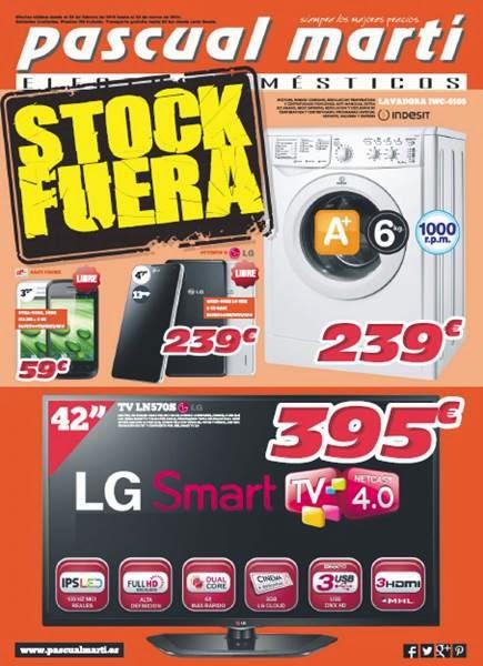 stock fuera pascual marti marzo 2014