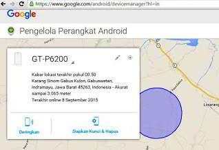 Cara Mengamankan Data Smartphone Android