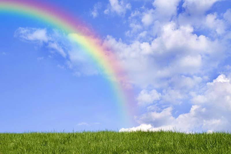 Maravillas de la naturaleza: El Arco Iris.