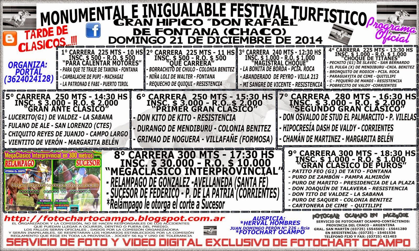 Fontana Programa