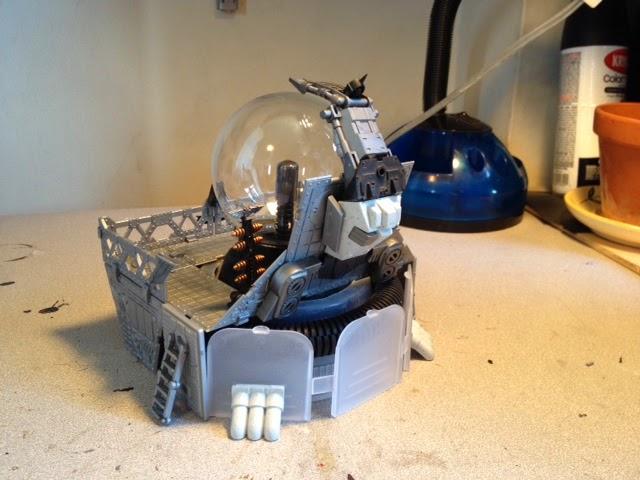 Un generador de escudos de vacío de scratch 2