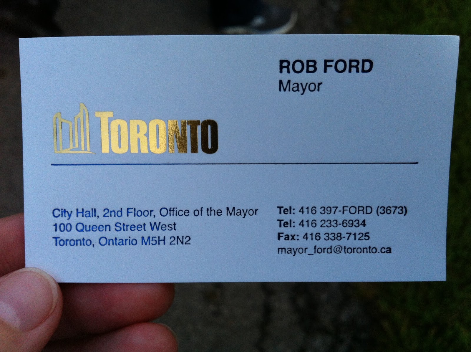 My Adventure Blog: Week 53: FORD FEST (Celebrating Toronto\'s Famous ...