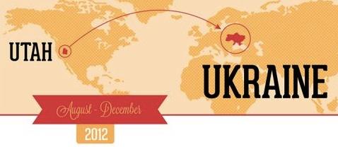 Utah to Ukraine