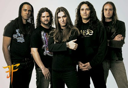 almah - band