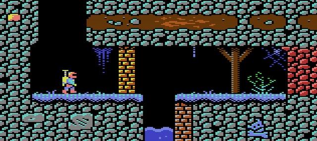 retro games c64