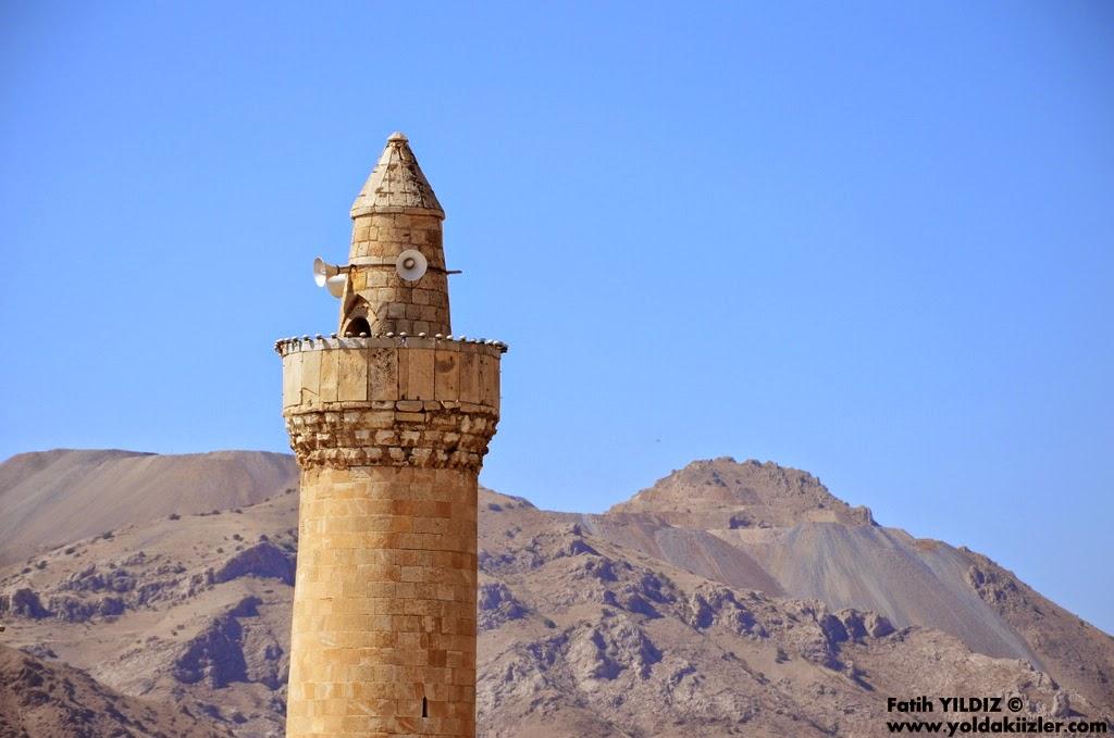 Divriği Ulu Camii Minaresi. Mimar Sinan'ın Sivas'ta bıraktığı iz.