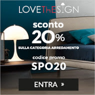 Sconto 20% LOVETHESIGN
