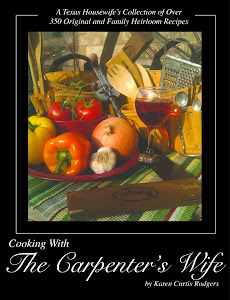 Cooking With The Carpenter's Wife