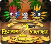 เกมส์ Escape From Paradise 2