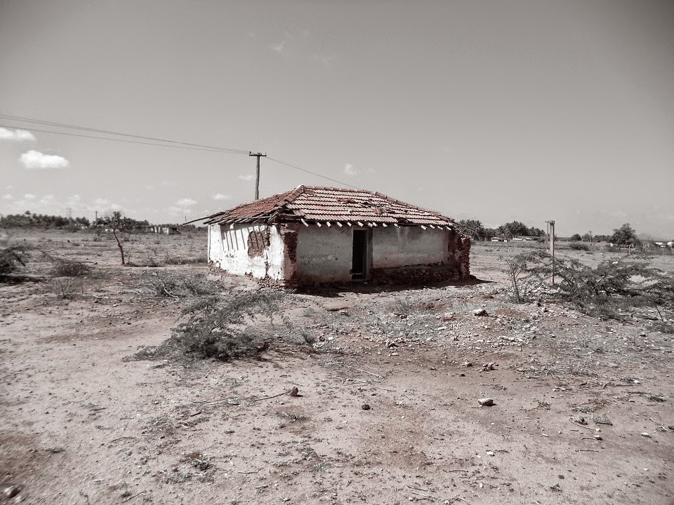Ghost town in India tamil nadu coimbatore