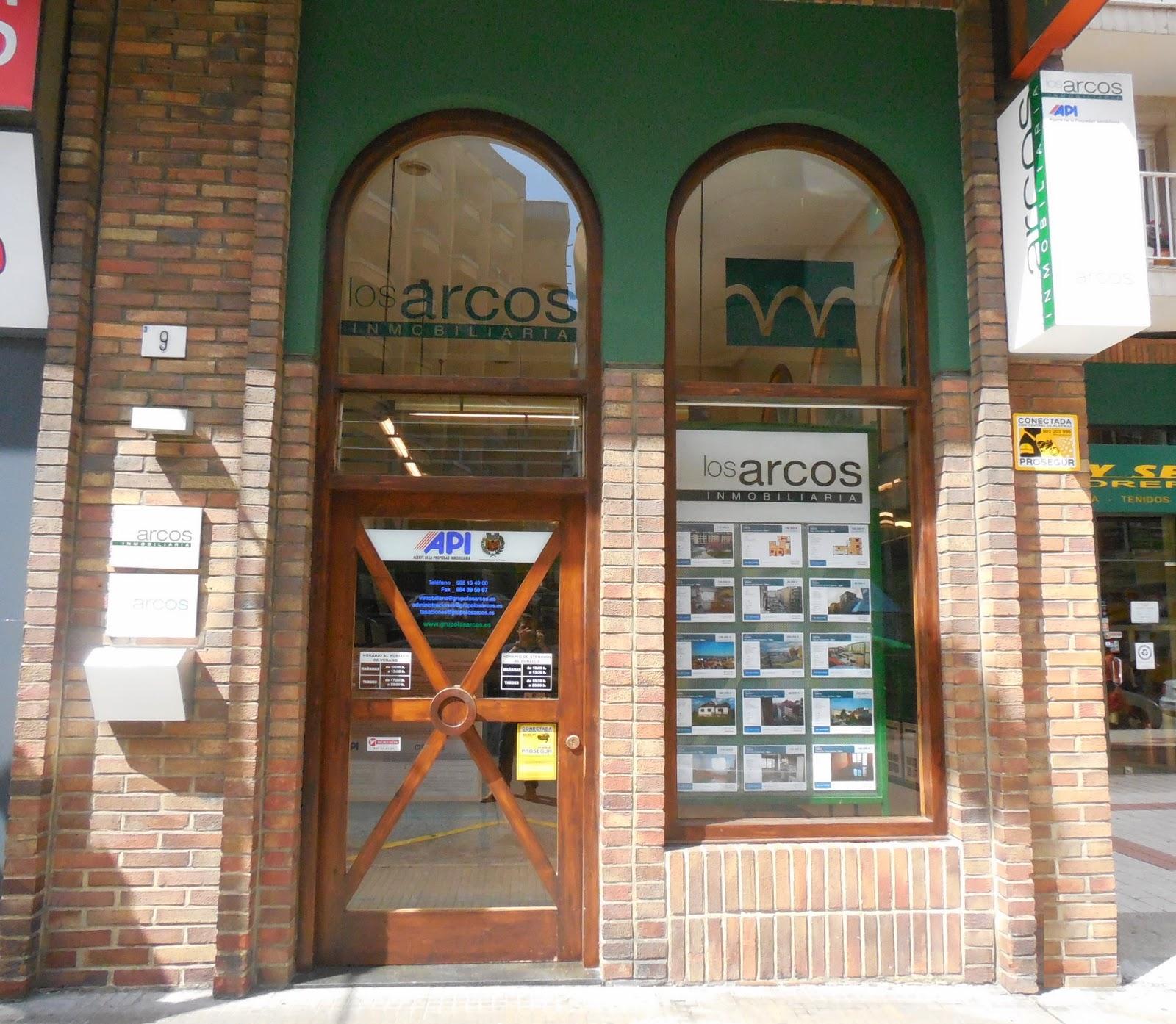 Asociaci n inmobiliaria de asturias los arcos for Inmobiliaria 4 arcos