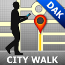 Dhaka Map and Walks v 1.3 | Access all map without internet in Dhaka !!! With direct download link .