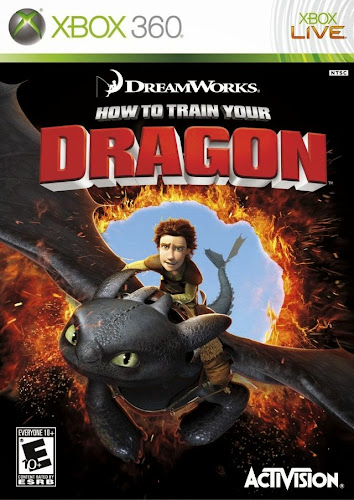 How to Train Your Dragon 2 XBOX 360 NTSC Español Latino
