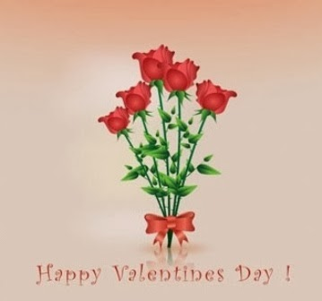 Day to your sweetheart and loved once with beautiful valentines day