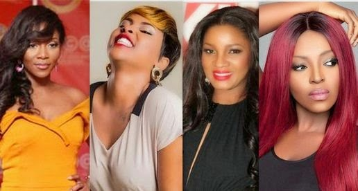 hottest African actresses list of 2015