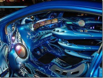 Cool Car Interior Ideas The Interior Design Is Indeed