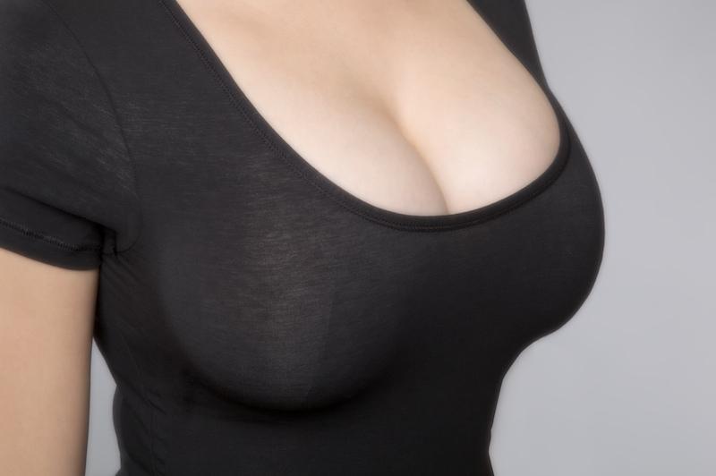 странная грудь фото
