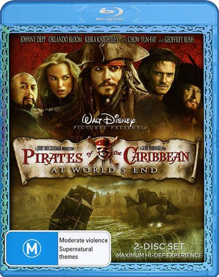 [One2up] Pirates of the Caribbean At World's End ผจญภัยล่าโจรสลัดสุดขอบโลก [2007][Mini-HD]