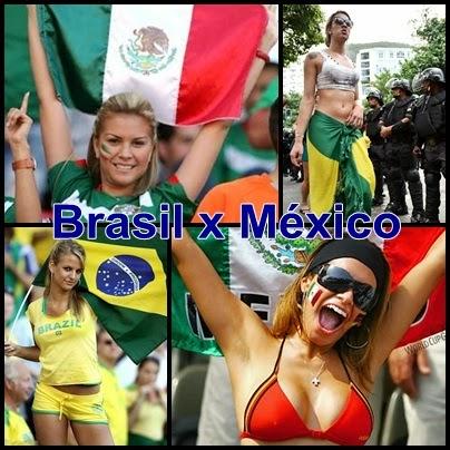 brasileiras e mexicanas gostosas