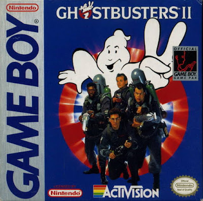 ghostbusters II, Hal Laboratory, Game Boy, Nintendo