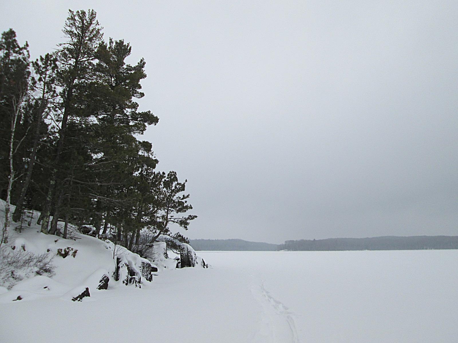 Canoeing in the Dark: Winter Camping in Northeastern ...