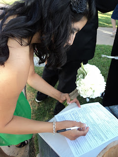 wedding legal marriage license laws California witness